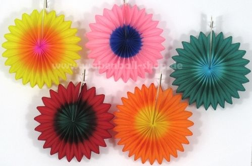 Partyrosetten MINI FLOWER